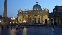 Private Tour: Saint Peter Basilica Vatican Museums and Squares of Rome