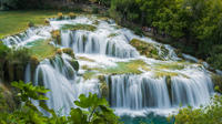 Krka Waterfalls and Trogir Small-Group Guided Tour from Split