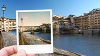Florence Vintage Photo Tour With a Polaroid Camera