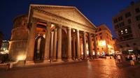 Fountains and Squares: Private Rome Evening Walking Tour -  Dinner Included