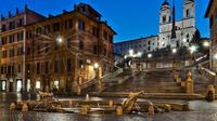 Small Group Tour: Fountains and Squares Rome Evening Walking Tour - Dinner Included