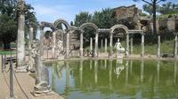 Small Group Tour Tivoli Hadrians Villa and Villa DEste Half Day Tour from R