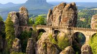 Prague Small-Group Day Trip: Elbe Sandstones Natural Reservation Including Elbe Canyon and Bastei Sandstone Bridge