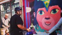 Santa Monica Street Art Bike Tour