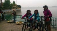 Cycling in Hanoi