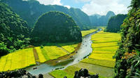 Hoa Lu and Tam Coc Biking and Boat Day Trip from Hanoi