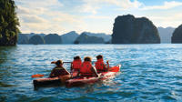 Halong Full Day Tour with Cave Discovering and Kayaking