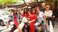Half-Day Hanoi Food Tour by Motorbike