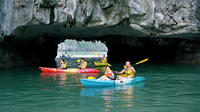 Private Full-Day Halong Bay Tour Including Cruise, Kayaking and Surprising Cave