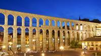 Escapada privada de un día a Segovia desde Madrid, con La Granja