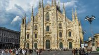 Private 4-Hour City Tour of Milan with private driver and official tour gui