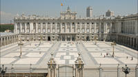 Private Madrid Walking Tour: Famous Royal Palace