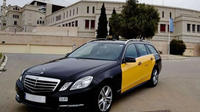 Private Arrival Transfer from El Prat Airport to Central Barcelona Private Car Transfers