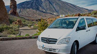 Tenerife Transfer from North Area Hotels to South Airport (Reina Sofia)