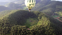 Hot Air Balloon Flight and Breakfast over the Volcanoes of Catalonia
