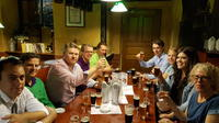 Prague Mini-Breweries Beer Tour with Czech Appetizers
