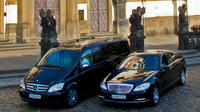Dresden To Prague Private Transfer