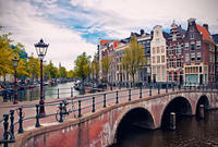 Amsterdam City Center Private Historical Walking Tour