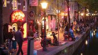 Private Tour: City Center Amsterdam Red Light District and Coffee Shop Walking Tour