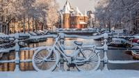 Amsterdam Winter Walk City Tour