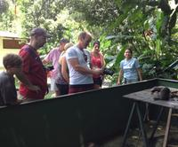 Wildlife Rescue Center Tour in Costa Rica