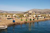 Day Tour of the Uros Floating Islands and Taquile Island
