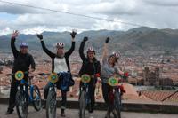Private Archeological Biking Tour of Cusco