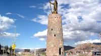 Scenic Journey from Cusco to Puno by Bus Including Hotel Transfers