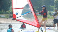 Private Beginner Windsurfing Course in Mandwa Private Car Transfers