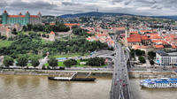 Private Tour of Bratislava with Transport and Local Guide from Vienna