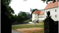 Private Tour of Small Carpathian Wine Route with The Red Stone Castle