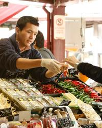 Queen Victoria Market Small-Group Walking Tour