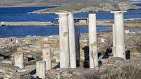 Ancient Delos Tour and Cooking Class at Mykonian Spiti
