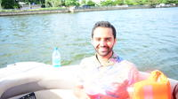 Cruise along the Lagos Waterways*