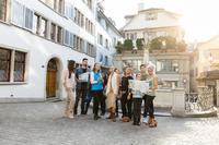 Zurich Old Town Walking Tour