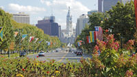 Private Full Day City of Philadelphia Driving Tour Private Car Transfers