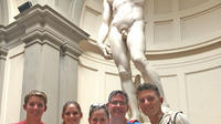 Skip-the-Line Guided Tour of Accademia & Michelangelos David with Hotel
