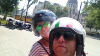 Budapest Sightseeing Tour by Scooter