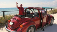 VW Bug Beetle Tour in Cozumel with Lunch and Snorkeling