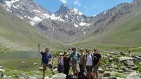 Glacier Hike at El Morado Natural Monument from Santiago