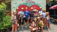 4-Line Jungle Zipline Tour on Maui