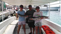 Deep Sea Fishing in Isla Mujeres