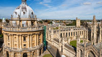 3-Hour Private Oxford Guided Walking Tour