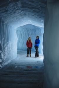 Into the Glacier: Langjökull Glacier Ice Cave Tour