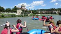 Verona: Bike and Rafting tour