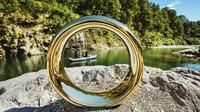 The Hobbit Barrel Run Rafting Tour on the Pelorus River
