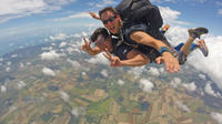 Tandem Skydive from Cairns