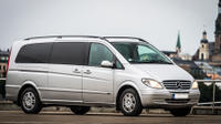 Private Minivan Transfer from Klaipeda to Riga or from Riga to Klaipeda
