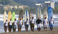 Surfing Lessons in Jaco Beach
