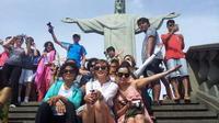Small Group Tour in Rio de Janeiro Including Christ the Redeemer, Botanical Gardens and Ipanema Beach